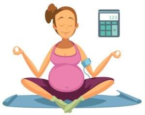 Бременност калкулатор, изчисляване на термин, калкулатор за бременността, кога е моят термин, Калкулатор бременност по седмици и месеци