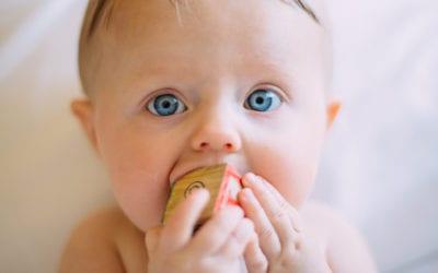 Бебето не иска да яде – отказва да се храни